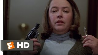 Misery (11/12) Movie CLIP - We Must Finish the Book (1990) HD