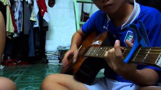 Nhớ (Mỹ Tâm) guitar