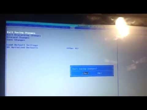 Lenovo IdeaPad Flex 10, не хочет устанавливать Windows 7.