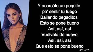 MYA, Leslie Grace - Fuego letra