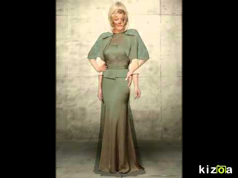 Kizoa - Video Maker: Long Sleeve Evening Dresses for Mother of Bride - Darius Cordell Fashion Ltd