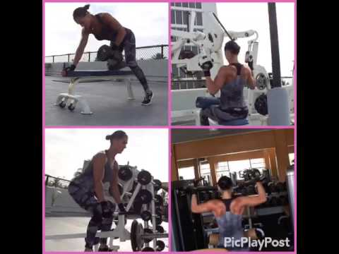Back-workout by Chris-fit.com @The Gym Fort Lauderdale