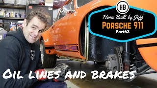 Porsche 911 Classic Car Build Part 63 - Pulling apart the brakes