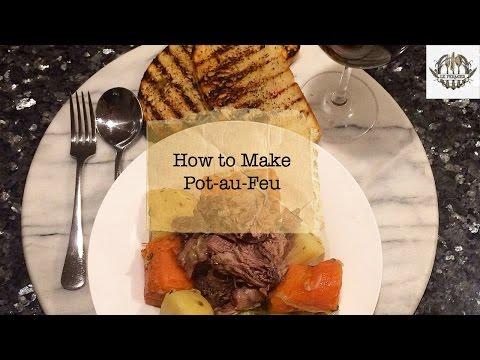 How To Make Pot-au-Feu   Le Fermier