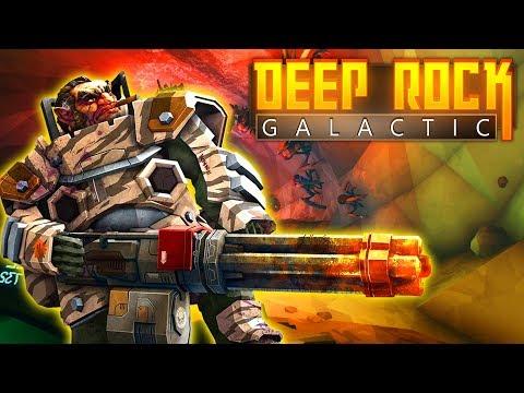 Rock and Stone, To The Bone! (Deep Rock Galactic)