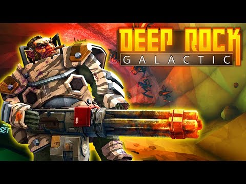 Rock and Stone To The Bone Deep Rock Galactic
