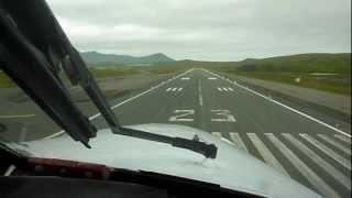 PADK Adak, Aleutian Islands, AK (USA) - Instrument Approach Landing RNAV RWY 23 - Cheyenne II PA31T