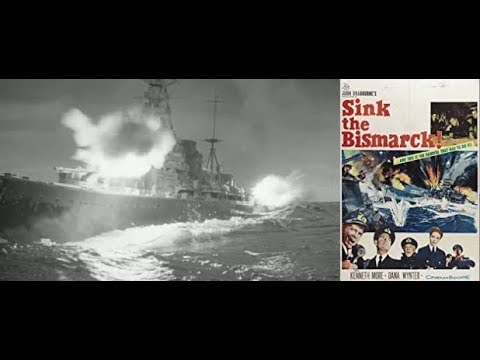 Sink the Bismarck | 1960 - FREE MOVIE! -...
