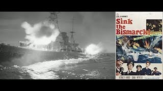 Sink the Bismarck | 1960 - FREE MOVIE! - Best Quality - War/Drama/Action: With Subtitles