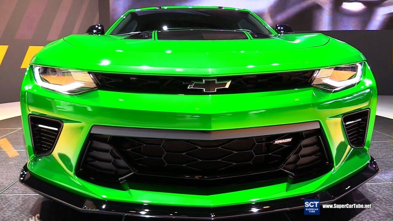 2018 Chevrolet Camaro Track Concept