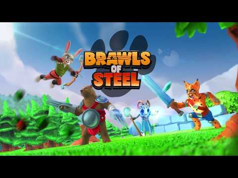 Brawls of Steel For PC Windows 10/8/7 and Mac -Free Download