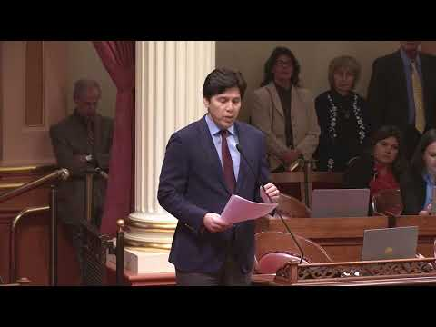 Senator de Leon remembers lives lost in Florida