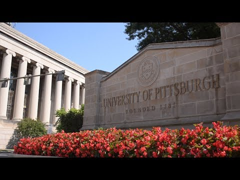 University of Pittsburgh COLLEGE MOVE IN