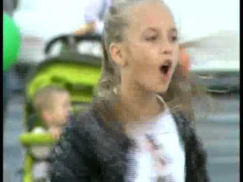 Видео, День рождения Майкла Джексона отметили в Краснодаре