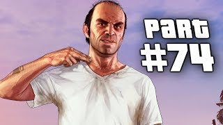 Grand Theft Auto 5 - Trevor Goes Golfing - Gameplay Walkthrough Part 74 (GTA 5)