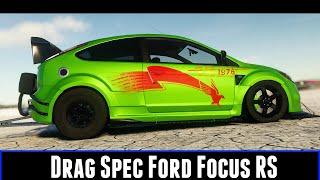 The Crew Wild Run Drag Spec Ford Focus RS
