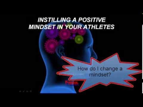 Instilling a Positive Mindset in Your Athletes