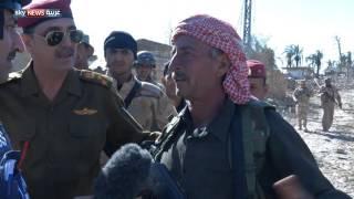 """القوات العراقية تسيطر على """"البوحياة"""""""