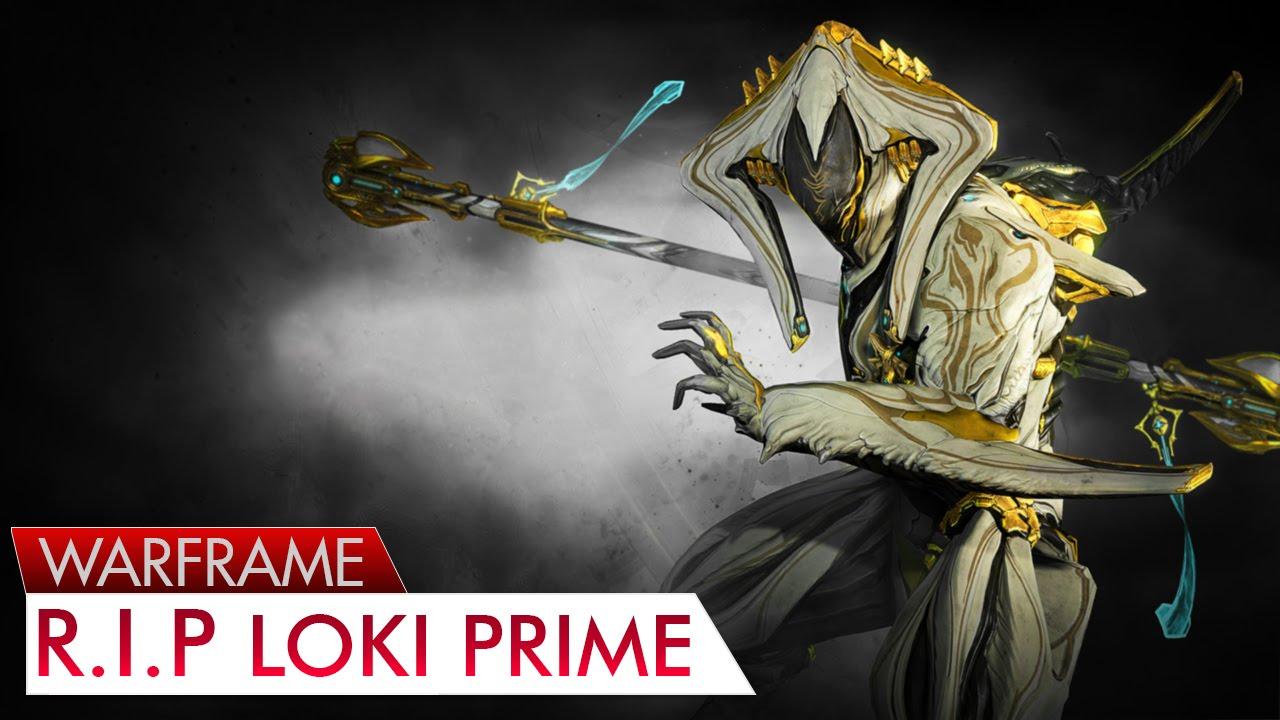 Warframe loki prime cost - Warframe Loki Prime Cost 4