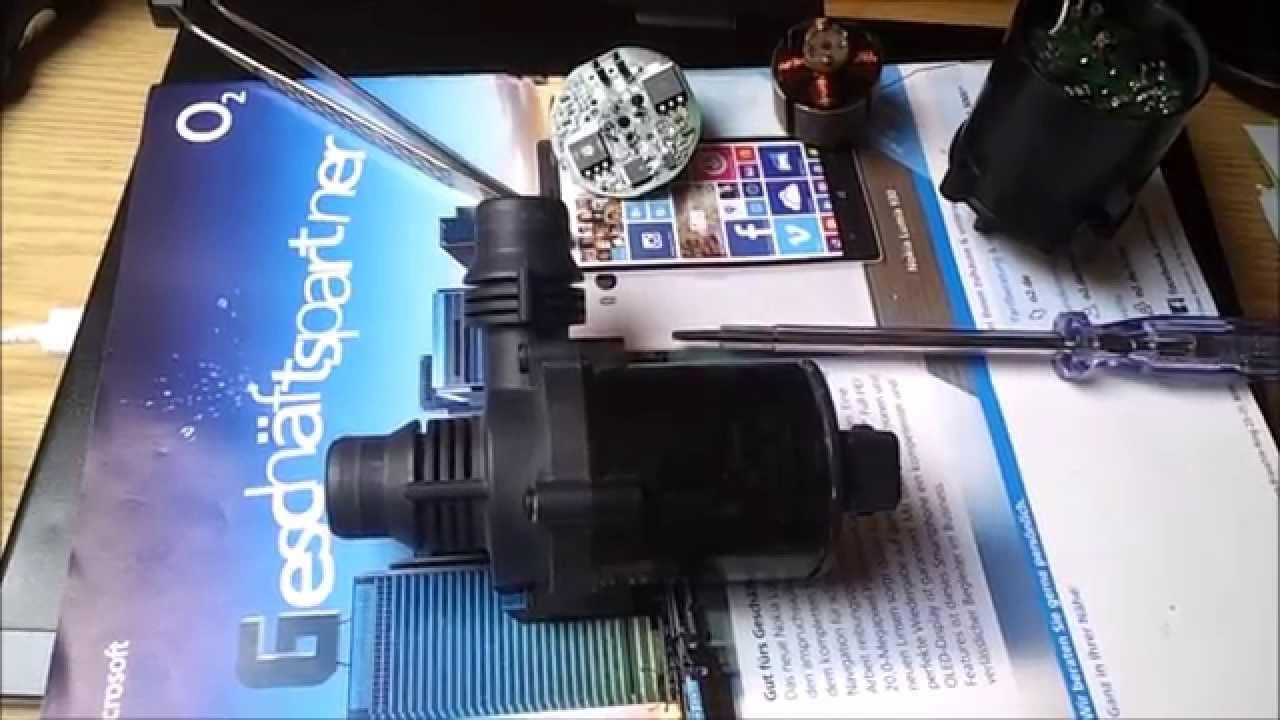 zusatzwasserpumpe eines bmw e65 reparieren fehlerursachen minianleitung youtube. Black Bedroom Furniture Sets. Home Design Ideas