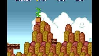 "TAS HD: SNES Super Mario All-Stars: Lost Levels ""Luigi, warpless"" in 34:52.69 by KFCMARIO"