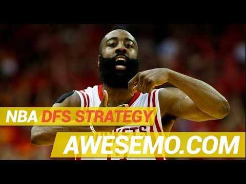 Yahoo, FanDuel & DraftKings NBA DFS Strategy - Sat 2/9 - Awesemo.com thumbnail
