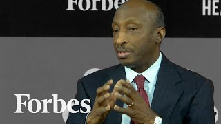 Ken Frazier On The Vioxx Scandal And How He Saved His Company Billions | Forbes