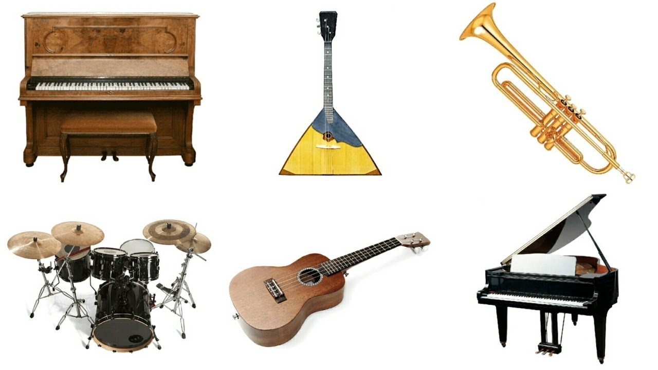 Картинка с музыкальным инструментом