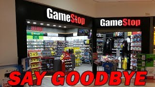 The Fall Of Gamestop Is Imminent