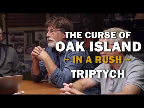 The Curse Of Oak Island (In A Rush) | Season 7, Episode 8 | Triptych