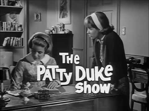 The Patty Duke Show (1963-1966) Theme Song (Season Three Version)