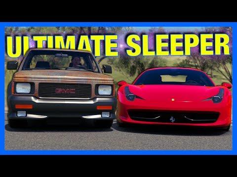 Forza Horizon 3 Online : ULTIMATE SLEEPER CARS!! thumbnail
