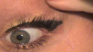 Brown Gold day or night makeup tutorial Thumbnail