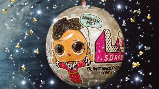 Opening L.O.L Doll surprise *Bling Series