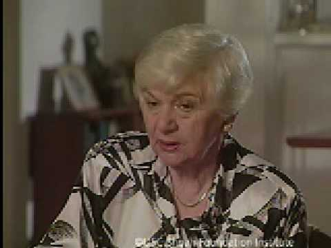 Holocaust Survivor Helen Fagin Testimony