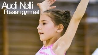 Nelli Audi - Amazing 11 year old Russian gymnast!