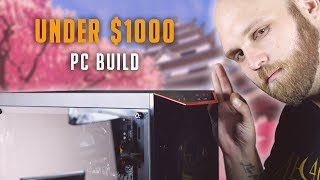 Overwatch PC UNDER 1000$  - [ME Build Guide Two!!]