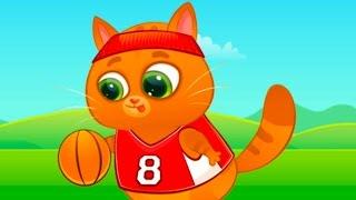 Мой ВИРТУАЛЬНЫЙ ПИТОМЕЦ КОТЕНОК БУБУ #63 мультик игра / Видео для детей про котиков #ПУРУМЧАТА