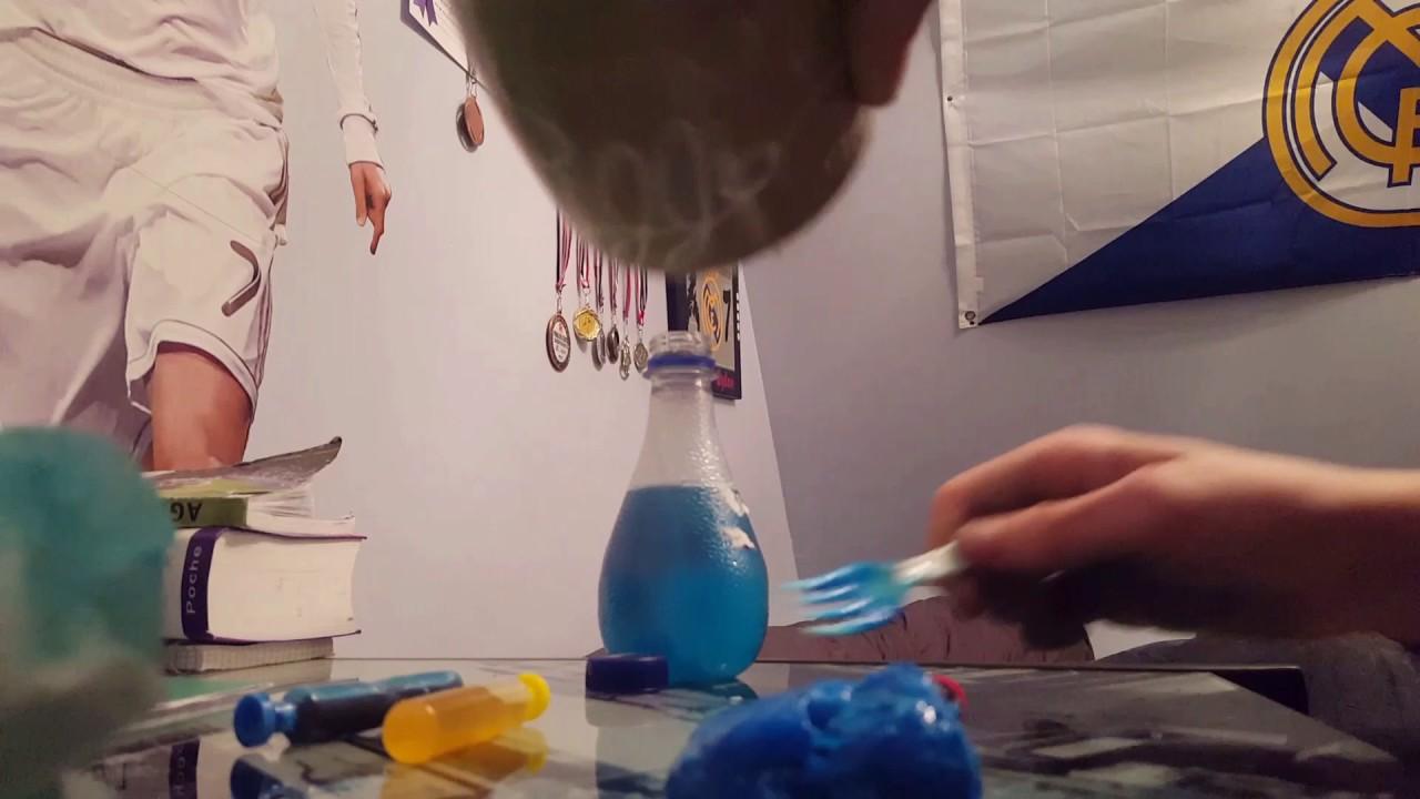 comment faire un slime facilement faire la maison youtube. Black Bedroom Furniture Sets. Home Design Ideas