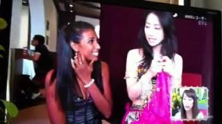 Japanese TV program for learning basic English conversation skill F...