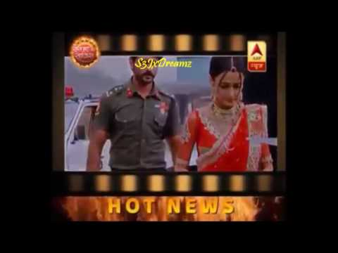 SBS, 23rd Feb, 2017, Hot News Segment, Sanaya Gives Look Test For Sony Show