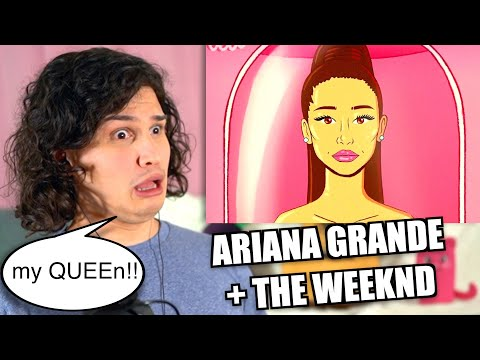 Vocal Coach Reacts to Ariana Grande, The Weeknd – Save Your Tears