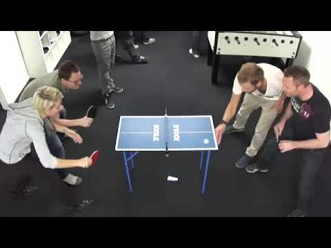 Exceptionnel Mini Table Tennis Table