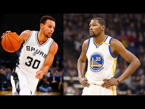 STEPHEN CURRY JOINS SPURS