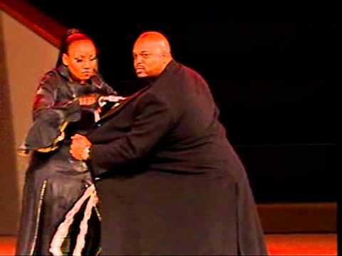 Rhonda Jones and The Potters House Mime with Guests (Break Every Chain Human Video)