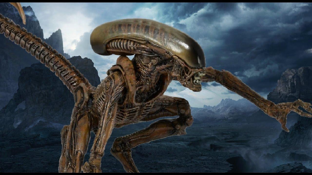Alien 3 Runner (Dog Alien) Unboxing