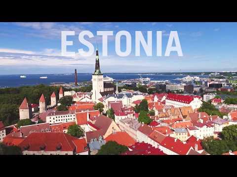 Beautiful  Estonia | Drone The Globe | Travel + Leisure