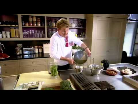 Gordon Ramsay's Broccoli Soup Recipe