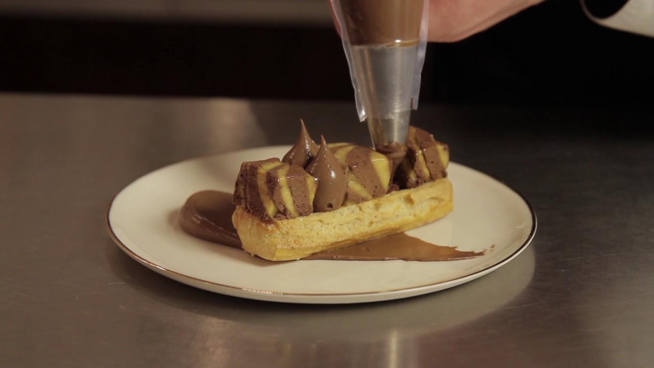 Eclair chocolat passion