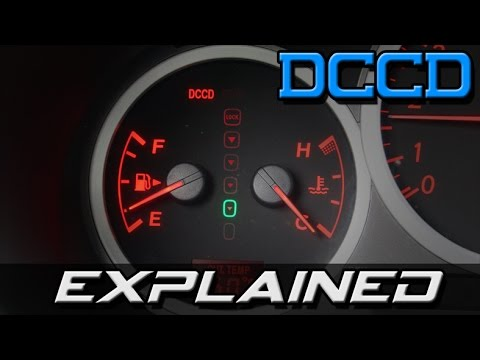 Subaru STi DCCD System Explained